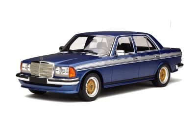 Mercedes 123 E200