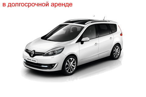 Renault  7 мест