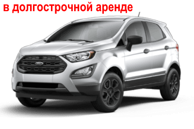 Ford Ecosport New