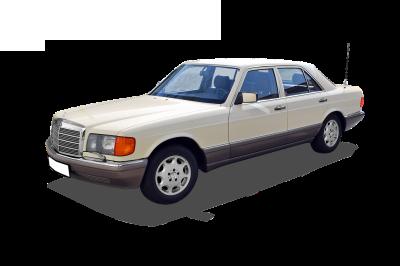 Mercedes 126 420SE